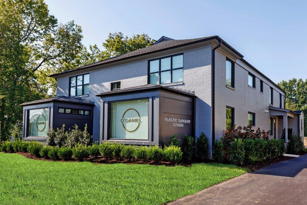 O'Daniel Plastic Surgery Studio and Advanced Skin Spa Studio by Judah Company Real Estate Agency in Louisville KY specializing in sales, development, and construction.